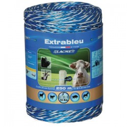 Electric fencing rope - 250m