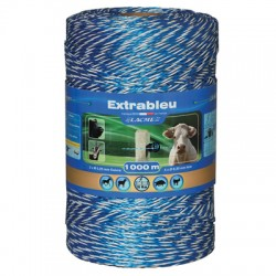 Electric fencing rope - 1000m