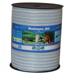 Electric fencing tape 2cm/500m