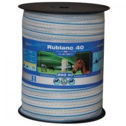 cinta eléctrica 4cm (200m)