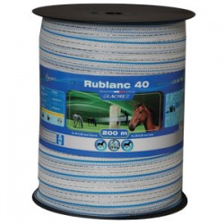 electric fencing tape 4cm/200m