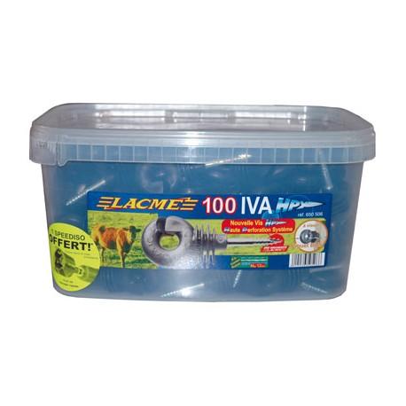 Aislador para alambre (por 100)