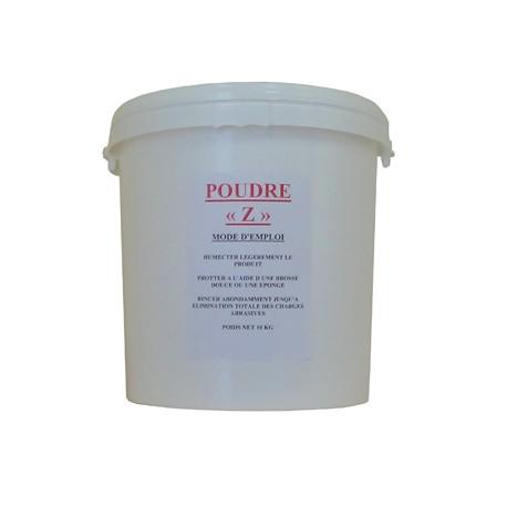 Scouring powder