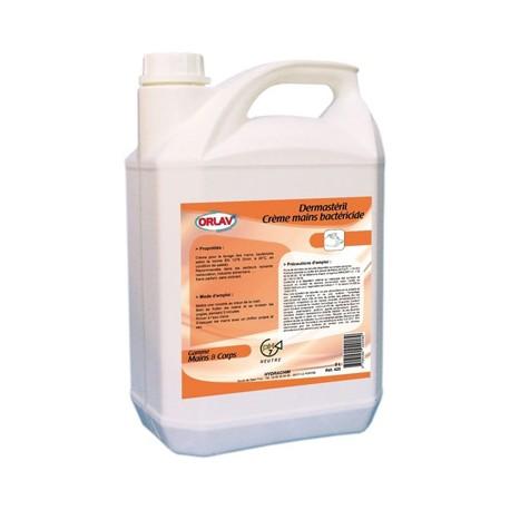 Crema de manos antibacteriana (5l)