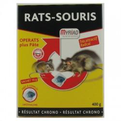 Rat poison 400g