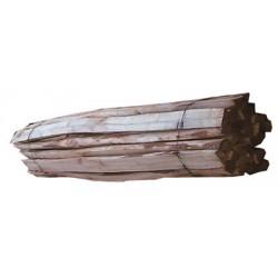Listones de madera 1,20m (x25)