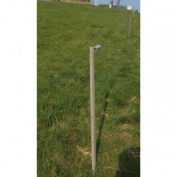 Brown pvc post (1,15m)