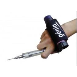 Marking crayon strap
