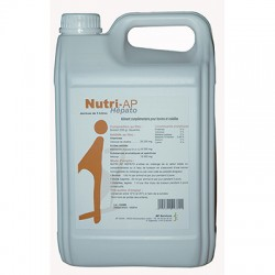 Liquid supplement draining 5l