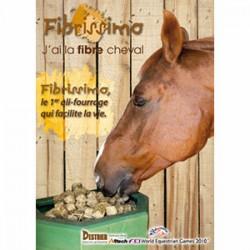 Fibre cubes (horse)