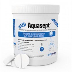 Aquasept (disinfection of water)