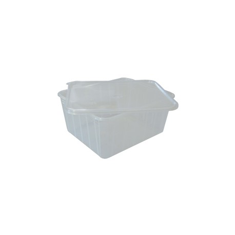 Microwave plastic box 0,450l