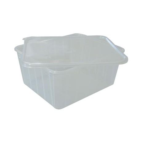 Microwave plastic box 0,750l