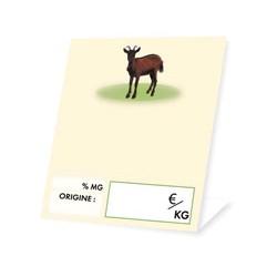 Etiquetas queso de cabra