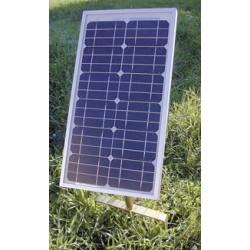 Panel solar 10w + pie