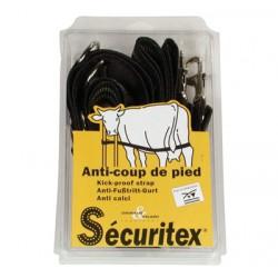 Anti-patada para vaca