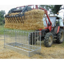 Rectangular sheep rack