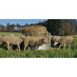 Round sheep rack Ø1.70 m