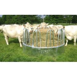 Comedero de heno circular (bovino)