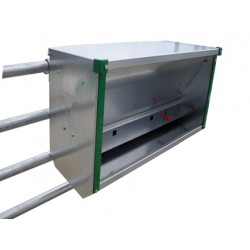 Calf suspended feeder