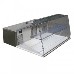 Removable market stall 1m