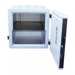 Removable refrigerated safe