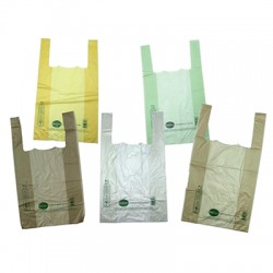 Biodegradable strap bag 2000 units