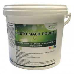 Resto mach powder 10kg bucket