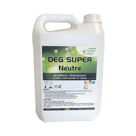 Degreasing cleaner deg super neutre 5 l