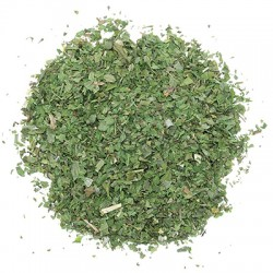 Organic garlic and herbs spice