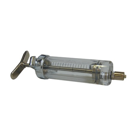 Plexi syringe 10ml