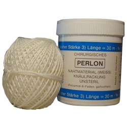 Synthetic thread perlon 30m