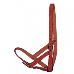 Bull halter leather