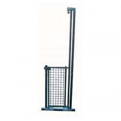 Puerta guillotina for Puerta guillotina