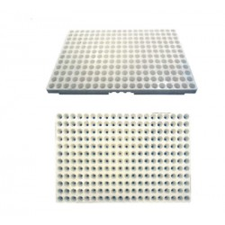 Aperitif cheeses block-mould (240 holes)