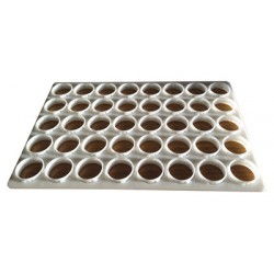 Alza para multimolde 40 quesos (5x8) Ø 59 mm