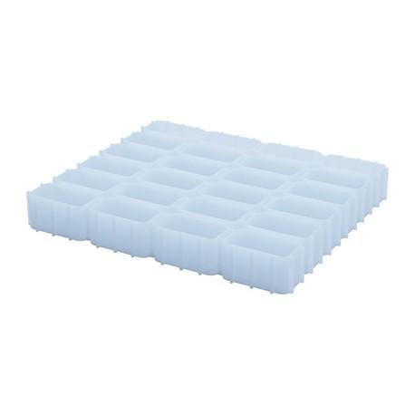 Rectangular block-mould (4x6)