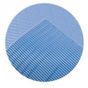 Draining blind 630 x 510 blue