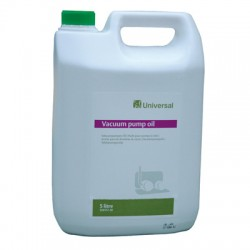Vacuum pump oil - 5 liters