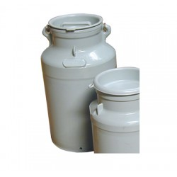 Plastic milk can 20l
