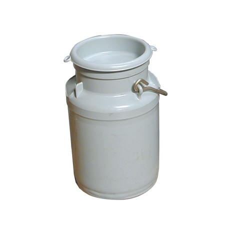 Plastic milk can 10l