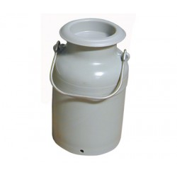 Plastic milk can 5l
