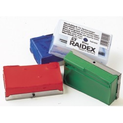 Harness marking blocks
