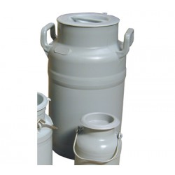 Plastic milk can 40l