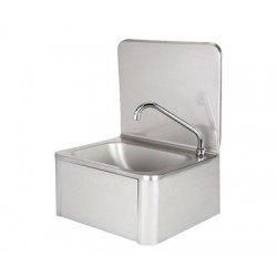 Stainless steel hand washer