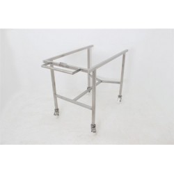 Stainless steel vat support