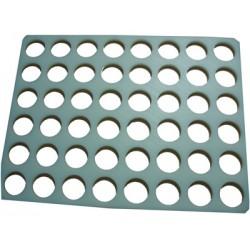 Placa de moldeado para cabécou (15mm)