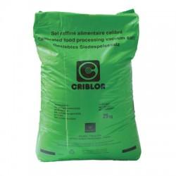 Sal fino refinado 400/900 - 25kg