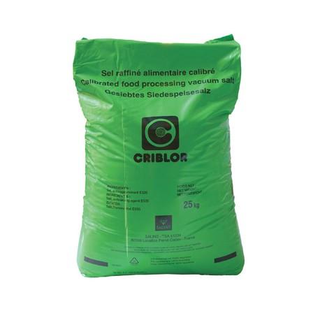 Refined fine salt 400/900 - 25kg