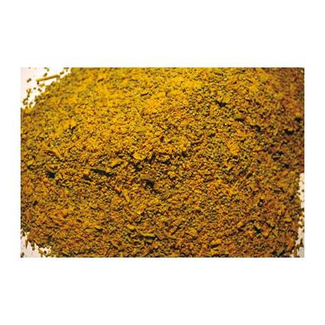 Especia sabor india